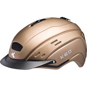 KED Cocon Helmet Gold
